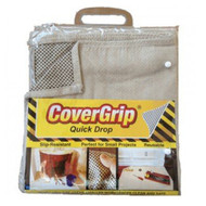Cover Grip Safety Drop Cloth 8-Ounce 3.5ft x 4ft