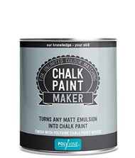 Polyvine Chalk Finish Paint Maker Pint