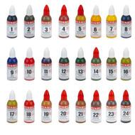 Mixol Universal Tints 24 Piece Kit