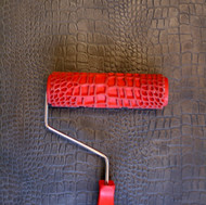 Krok Crocodile Skin Paint & Plaster Roller 7-Inch