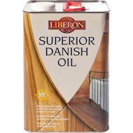 Liberon Superior Danish Oil with UV Filter