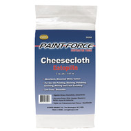 Paint-Force 100-Percent Cotton Bleached Cheesecloth, 2-Square Yard