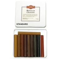 Liberon Retouch Crayons Standard - Tin of 10