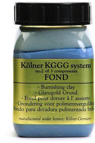 Kolner Blue Fond Burnishing Clay For Gilding