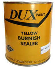 Dux Burnish Sealer Yellow Ochre
