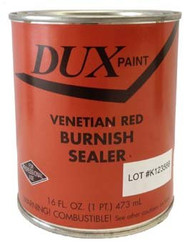 Dux Burnish Sealer Red
