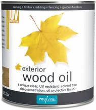 Polyvine Exterior Wood Oil Translucent Finish