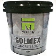 Meoded Golmex Concrete Finish