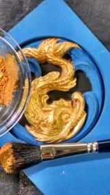 Kolner Permacoll Base P Adhesive Size for Powder Gold 100ml