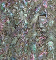 Natural Abalone Sheet 5.3/8-Inch by 9.5-Inch Pink Abalone