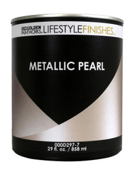 Golden Lifestyle Finishes Metallic Pearl Paint