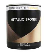 Golden Lifestyle Finishes Metallic Bronze Paint