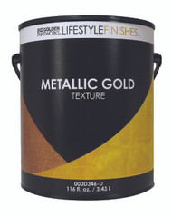Golden Lifestyle Finishes Metallic Gold Texture