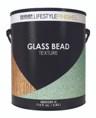 Golden Lifestyle Finishes Glass Bead Texture