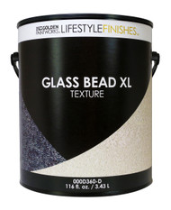 Golden Lifestyle Finishes Glass Bead XL Texture