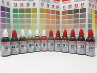Mixol Universal Tints 13-24 Kit 20ml