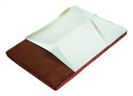 Standard Gilder's Cushion with draft shield.