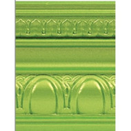 Modern Masters Metallic Paint ME706 Green Apple (Semi-Opaque)