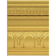 Modern Masters Metallic Paint ME701 Rich Gold (Semi-Opaque)