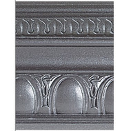 Modern Masters Metallic Paint ME244 Steel Gray (Semi-Opaque)