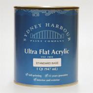 Sydney Harbour Premium Zero VOC Acrylic Paint Ultra Flat