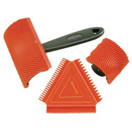 Allway Tools Wood Graining Set