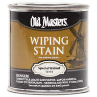 Old Masters Wiping Stain Special Walnut