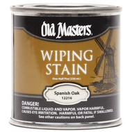 Old Masters Wiping Stain Spanish Oak