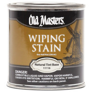 Old Masters Wiping Stain Natural Tint Base