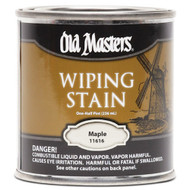 Old Masters Wiping Stain Maple