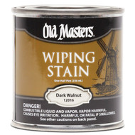 Old Masters Wiping Stain Dark Walnut