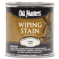 Old Masters Wiping Stain Cedar