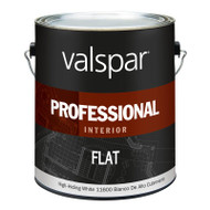 Valspar Professional Interior Latex Paint Flat