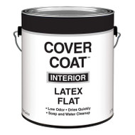 Valspar Cover Coat Interior Latex Paint Flat