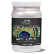 Modern Masters Matte Metallic Paint Oyster MM705