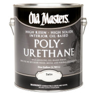 Old Masters Oil Based Polyurethane Satin