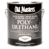 Old Masters Oil Based Polyurethane Semi-Gloss