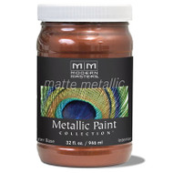 Modern Masters Matte Metallic Paint Antique Copper MM205