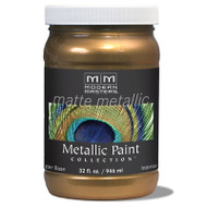 Modern Masters Matte Metallic Paint Blackened Bronze MM238