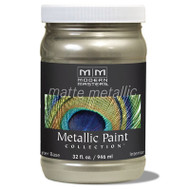 Modern Masters Matte Metallic Paint Champagne MM206-1