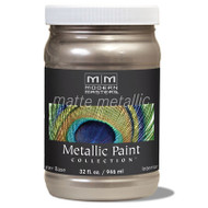 Modern Masters Matte Metallic Paint Warm Silver MM221