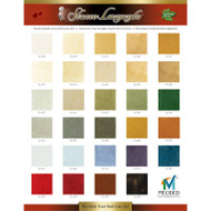 Meoded Stucco Lamundo Color Chart
