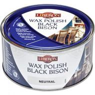 Liberon Black Bison Fine Paste Wax Neutral (No Color)