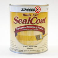 Zinsser Bulls Eye SealCoat Universal Sanding Sealer - Quart