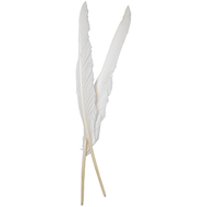 Royal & Langnickel Marbling Veining Goose Feathers 2-Pack