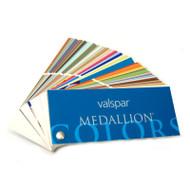 Valspar Medallion Color Fan Deck
