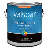 Valspar Medallion Interior Zero VOC Acrylic Paint Semi-Gloss