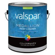 Valspar Medallion Interior Zero VOC Acrylic Paint Satin
