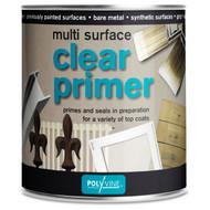 Polyvine Clear Interior Exterior Primer Sealer Pint