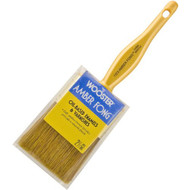 Wooster Brush 1123 Amber Fong Flat Paintbrush